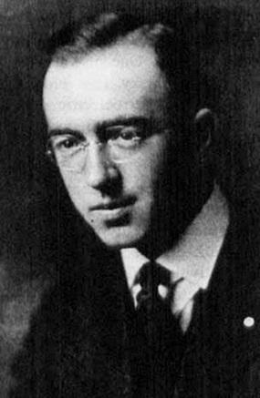 Fig. 2. Joseph Valasek (1887-1993) in 1922.[12]