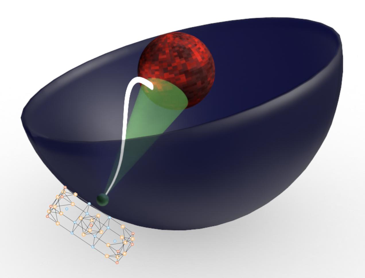 Fig. 1. Symbolic image of holography.